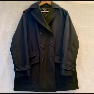Anne Klein  fully lined Thermolite rain coat